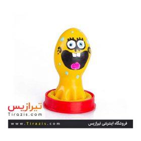 کاندوم عروسکی مدل تخم مرغی خندان فاندوم